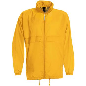 Textil Homem Corta vento B And C JU800 Ouro