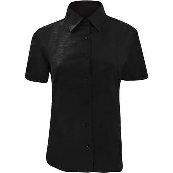 Textil Mulher camisas Russell 933F Preto