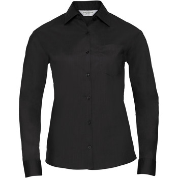 Textil Mulher camisas Russell 934F Preto