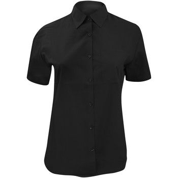 Textil Mulher camisas Russell 935F Preto