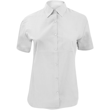 Textil Mulher camisas Russell 935F Branco