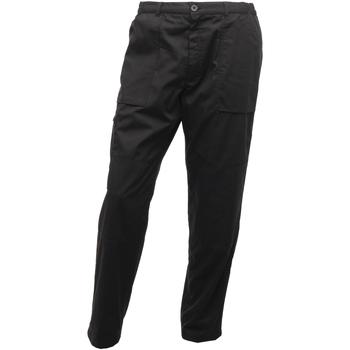 Textil Homem Calça com bolsos Regatta TRJ331R Preto