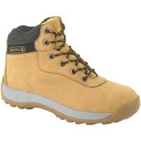 Sapatos Homem Sapato de segurança Delta Plus DELTA-LH840SM Tan