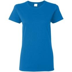 Textil Mulher T-Shirt mangas curtas Gildan Missy Fit Real