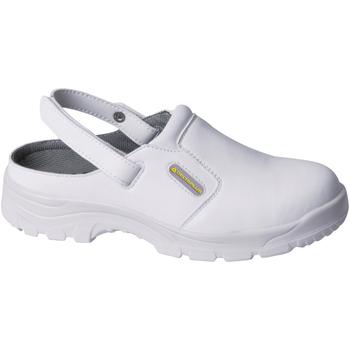 Sapatos Tamancos Delta Plus MAUBEC Branco
