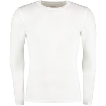 Textil Homem T-shirt mangas compridas Gamegear Warmtex Branco