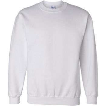 Textil Homem Sweats Gildan 12000 Branco