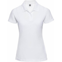 Textil Mulher Polos mangas curta Jerzees Colours 539F Branco