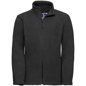 Textil Rapaz Casaco polar Jerzees Schoolgear 8700B Preto