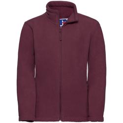 Textil Criança Casaco polar Jerzees Schoolgear 8700B Borgonha