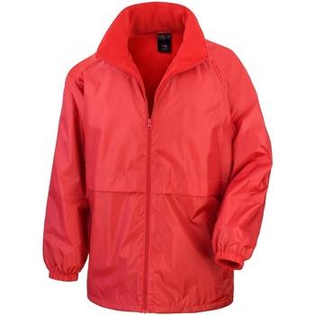 Textil Homem Corta vento Result DWL Vermelho