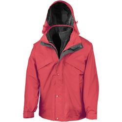Textil Homem Corta vento Result R68X Vermelho