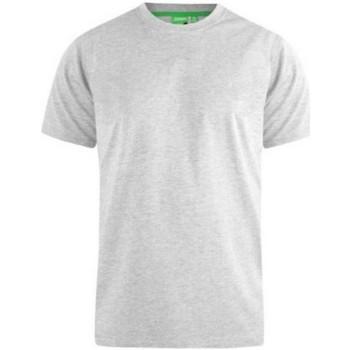 Textil Homem T-Shirt mangas curtas Duke  Cinza