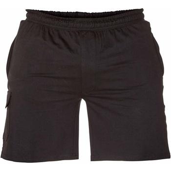 Textil Homem Shorts / Bermudas Duke  Preto