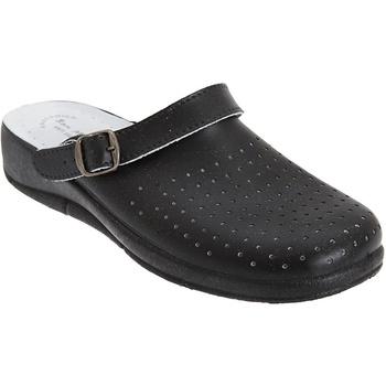 Sapatos Mulher Tamancos Dek Swivel Preto