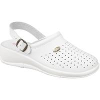 Sapatos Mulher Tamancos Dek Swivel Branco