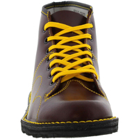 Sapatos Homem Botas baixas Grafters  Vinho