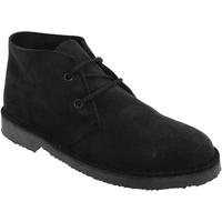 Sapatos Botas baixas Roamers  Preto