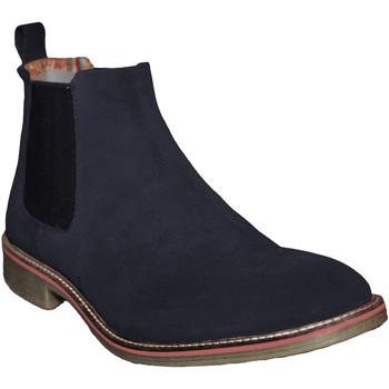 Sapatos Homem Botas baixas Roamers  Marinha