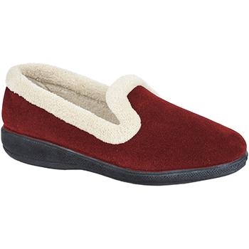 Sapatos Mulher Chinelos Sleepers  Vinho