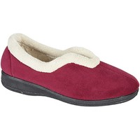 Sapatos Mulher Chinelos Sleepers Olivia Vinho