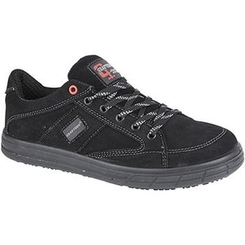 Sapatos Homem Sapatilhas Grafters  Preto