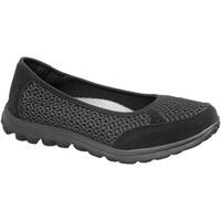 Sapatos Mulher Slip on Boulevard  Preto