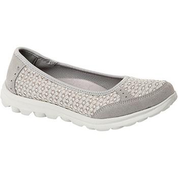Sapatos Mulher Sabrinas Boulevard  Cinza