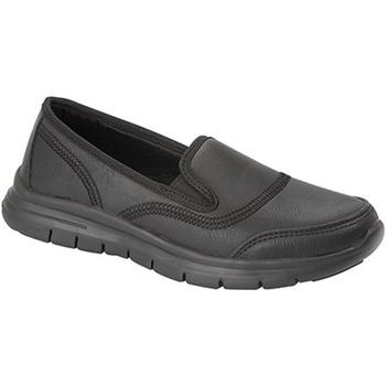 Sapatos Mulher Slip on Dek  Preto