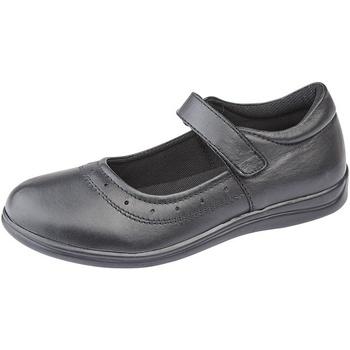 Sapatos Rapariga Sabrinas Roamers  Preto