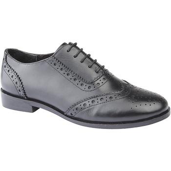 Sapatos Mulher Richelieu Cipriata  Preto
