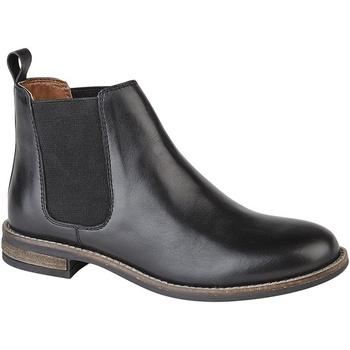 Sapatos Mulher Botas baixas Cipriata  Preto