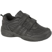 Sapatos Criança Sapatilhas Dek Fusion II Preto