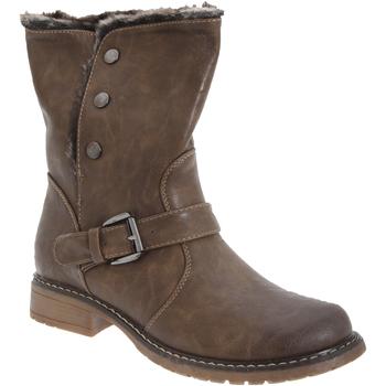Sapatos Mulher Botins Cats Eyes  Brown