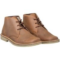 Sapatos Homem Botas baixas Roamers  Brown