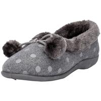 Sapatos Mulher Chinelos Sleepers  Cinza