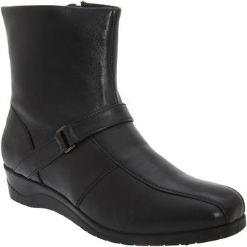 Sapatos Mulher Botins Mod Comfys  Preto
