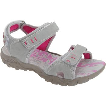 Sapatos Mulher Sandálias desportivas Pdq Toggle & Touch Cinza