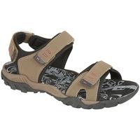 Sapatos Mulher Sandálias desportivas Pdq Toggle & Touch Taupe