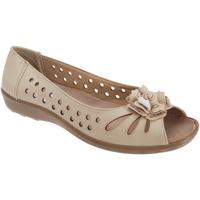 Sapatos Mulher Sandálias Boulevard  Bege