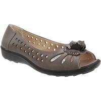 Sapatos Mulher Sabrinas Boulevard  Estanho