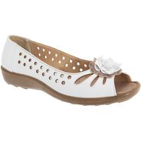 Sapatos Mulher Sabrinas Boulevard  Branco