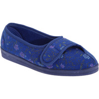 Sapatos Mulher Chinelos Comfylux  Azul