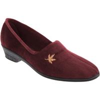 Sapatos Mulher Chinelos Sleepers Andover Borgonha