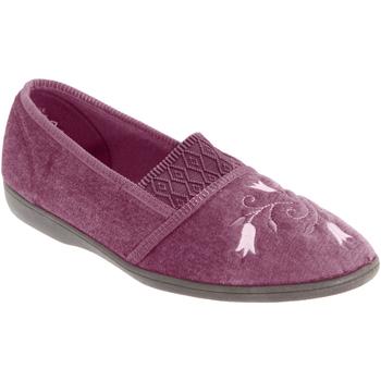 Sapatos Mulher Chinelos Sleepers Inez Heather