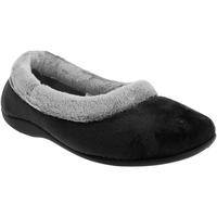 Sapatos Mulher Chinelos Sleepers Julia Preto