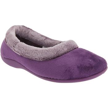 Sapatos Mulher Chinelos Sleepers Julia Púrpura
