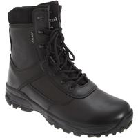 Sapatos Homem Sapato de segurança Grafters Ambush Preto