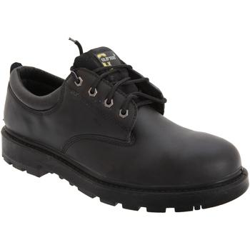 Sapatos Homem Sapatos Grafters  Preto