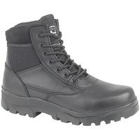Sapatos Homem Botas baixas Grafters Sherman Preto